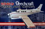 1989 Beechcraft King Air C90A - SOLD VENDU !
