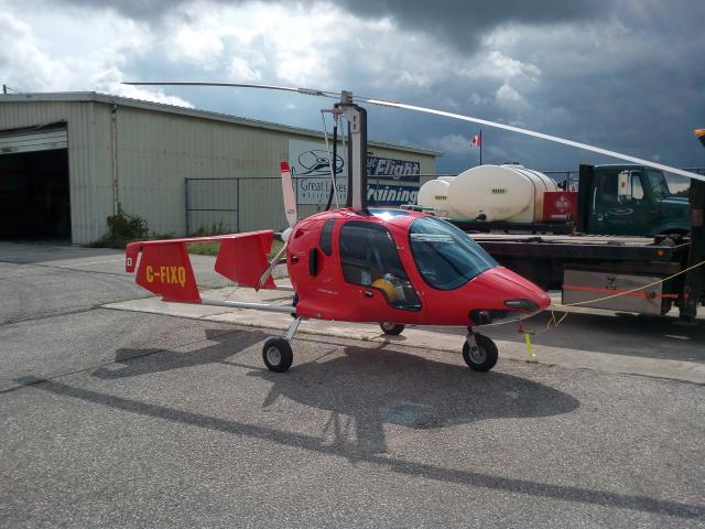 Xenon 4 Gyroplane for sale Georgetown Ontario Canada