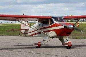 C-FKTF GeneralAviation.ca'S Piper PA22-150
