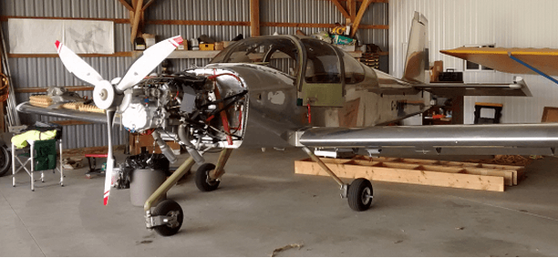 an introduction to homebuilt aircraft general aviation. Black Bedroom Furniture Sets. Home Design Ideas