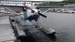 GBA Floatplane